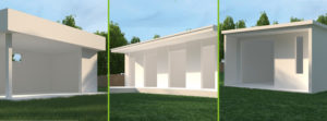 build kits for garden rooms